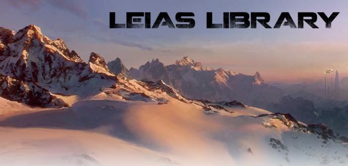 Det här är Leia's Library
