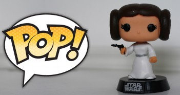 Princess Leia Funko Pop