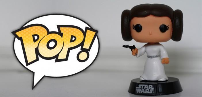 Princess Leia Funko Pop