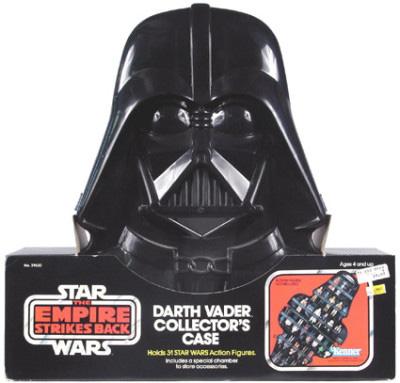Kenner Darth Vader Collectors Case