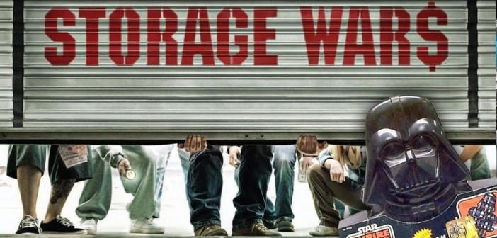 Det Stora Fyndkriget - Storage Wars
