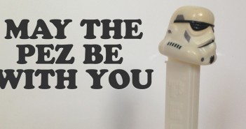 May The Pez Be WIth You