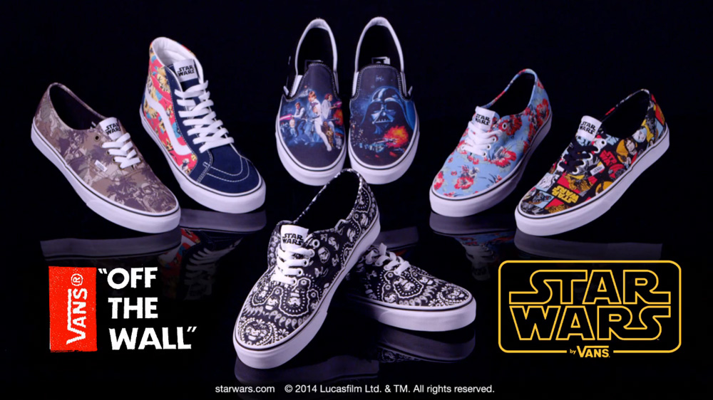 Vans x Star Wars Collection - Preview