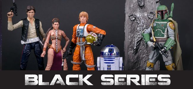 Allt om Star Wars Black Series