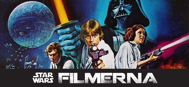 Allt om Star Wars Filmerna