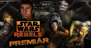 Star Wars Rebels Premiär