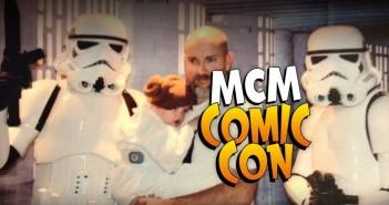 Vi besöker Comic Con