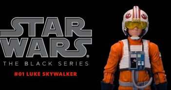 Hasbro Black Series #01 Luke Skywalker