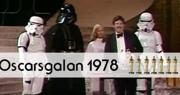 Stjärnornas Krig - Oscarsgalan 1978