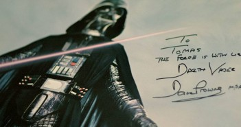 Darth Vader - Factors Poster - Header