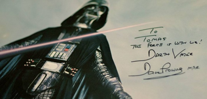 Darth Vader - Factors Poster - Header