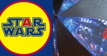 Star Wars-prylar på Lidl denna vecka