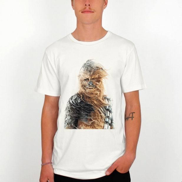 Chewbacca Hoth - Tshirt Store Star Wars