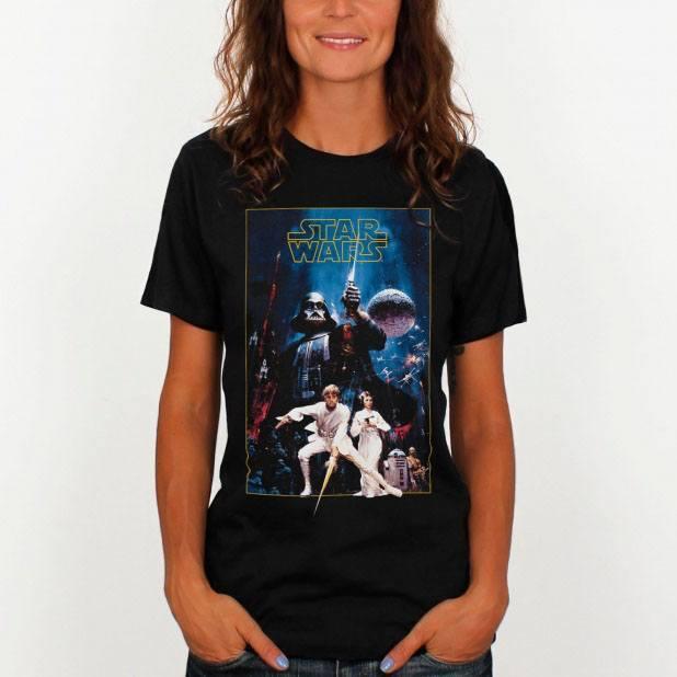 John Berkey T-shirt - Tshirt Store Star Wars