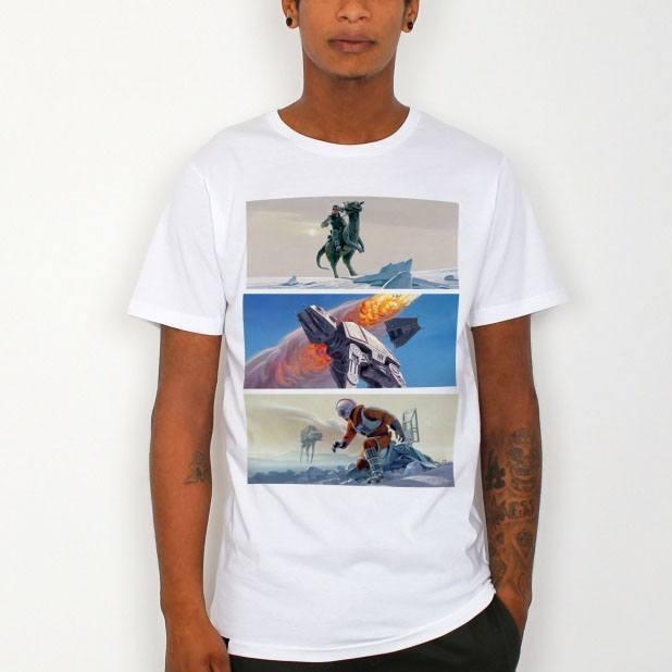 Ralph McQuarrie T-shirt - Tshirt Store Star Wars
