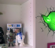 Yoda 3D Deco Led Lamp