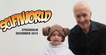 SciFi World Stockholm - December 2015