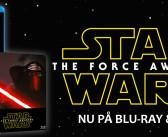 The Force Awakens nu på Blu-ray och DVD