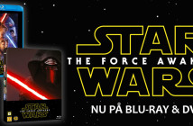 Star Wars: The Force Awakens - nu på Blu-ray & DVD