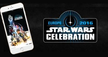 Star Wars Celebration Europe London iPhone App