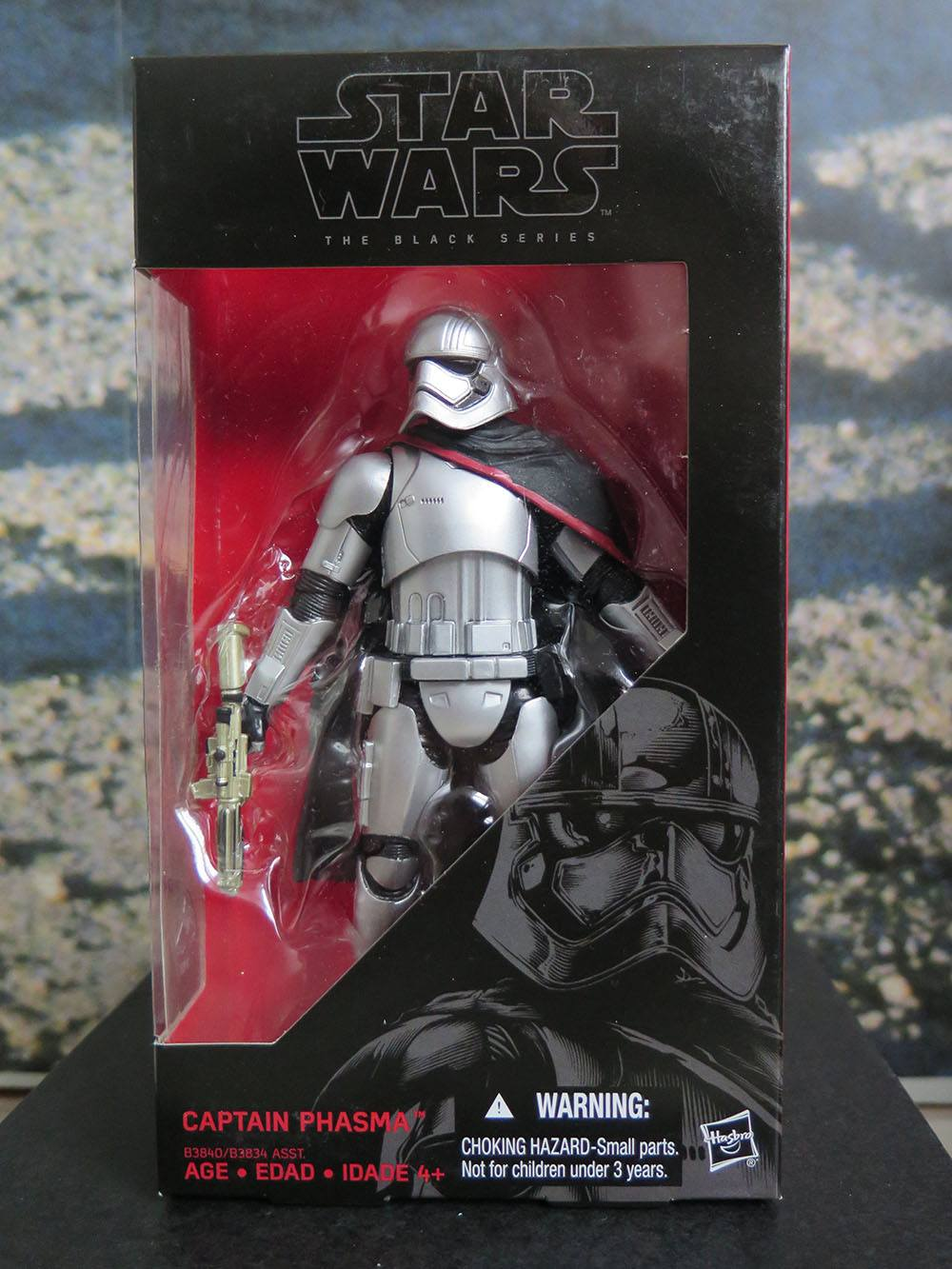 Black Series - Captain Phasma