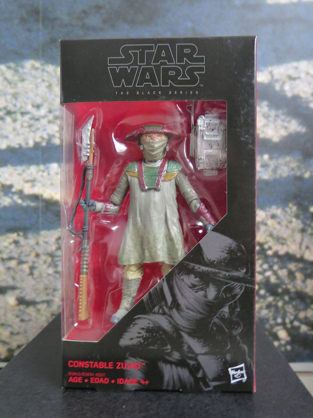 Black Series - Zuvio