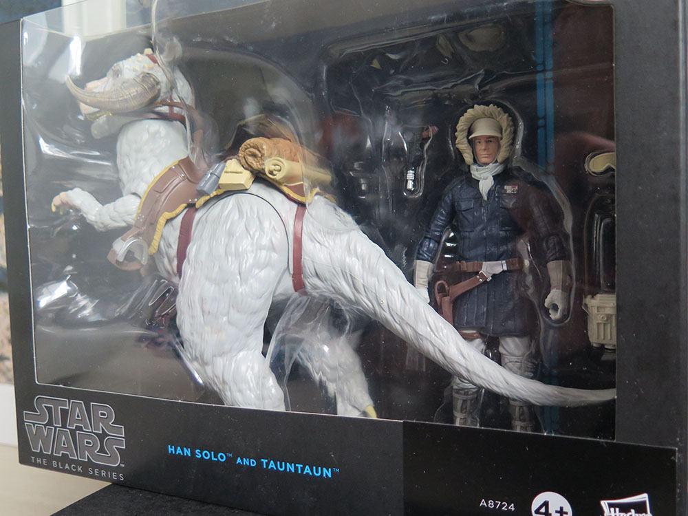 Black Series - Han Solo Tauntaun