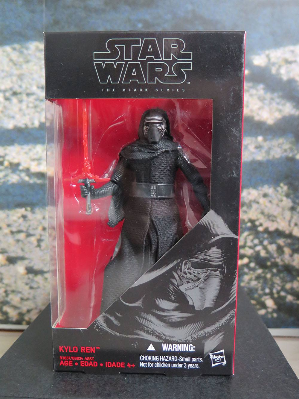 Black Series - Kylo Ren