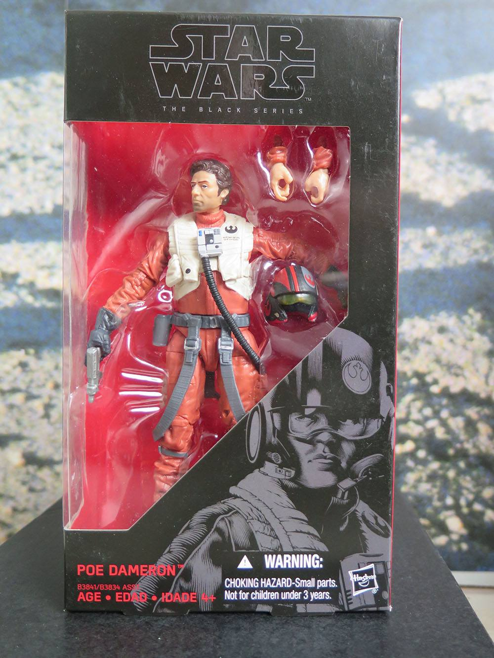 Black Series - Poe Dameron