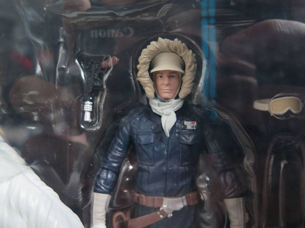 Han Solo Closeup