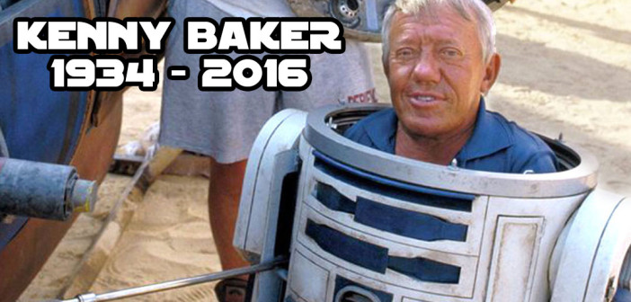 Kenny Baker är död, blev 81 år gammal