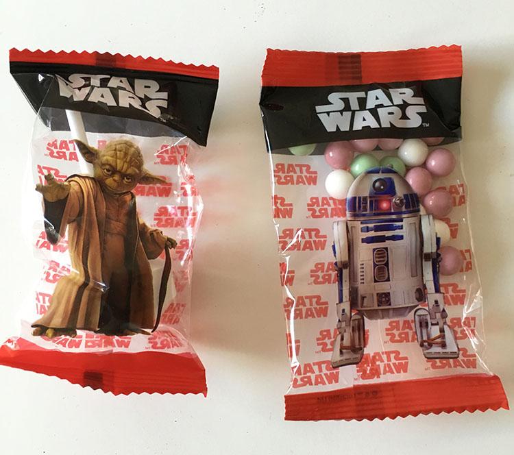 Star Wars-godis