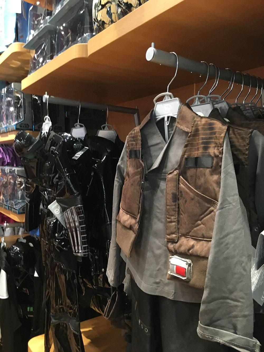 Jyn Erso-kostym för barn, Disney Store
