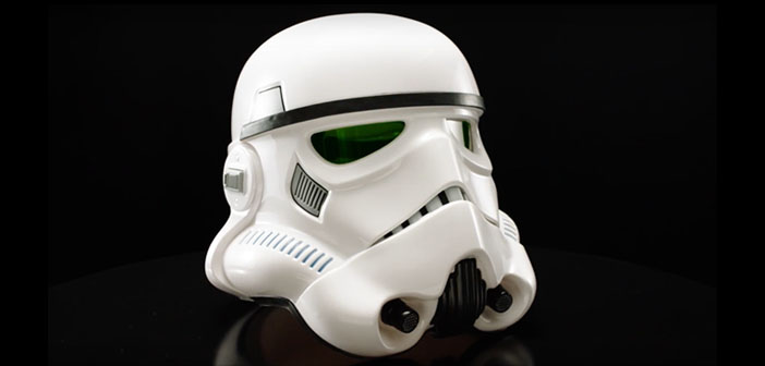 Black Series Stormtrooper-hjälm